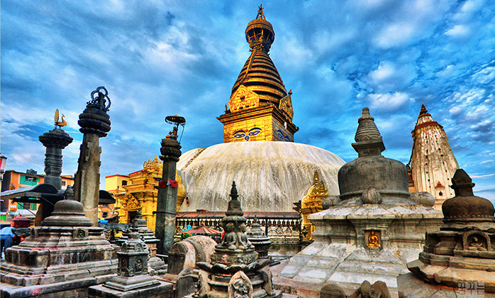 kathmandu valley private one day tour