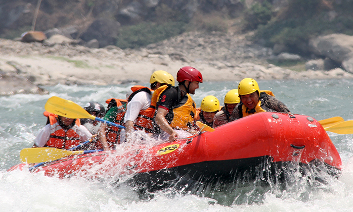 Sunkoshi River Rafting 9 Days V