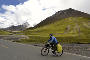 Tibet-Lhasa- Biking Tour