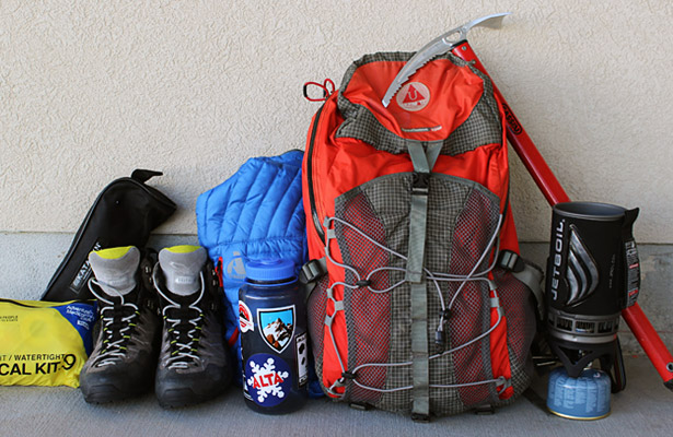 Trekking Equipment